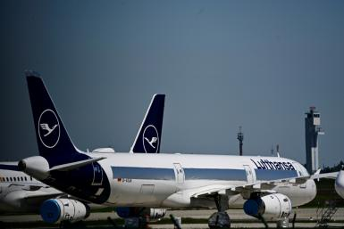 Lufthansa was saved from bankruptcy last June by a German government bailout