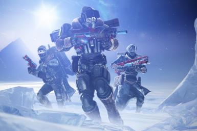 Destiny 2 Beyond Light added tons of new content, including armor, weapons and the first three Darkness subclasses