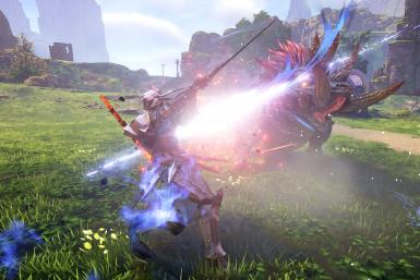 Tales of Arise features a refined combat system that focuses on combos and countering enemy attacks