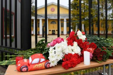 The attack at the university in Perm was the second mass shooting to target students in Russia this year