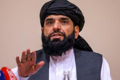The Taliban said it had named its spokesman Suhail Shaheen as its ambassador to the United Nations