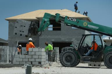 The US housing market continues to see high prices, leaving builders rushing to alleviate a supply crunch