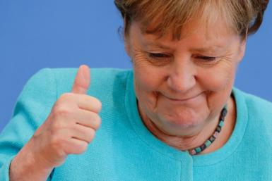 Angela Merkel will become the first German chancellor to step down entirely by choice