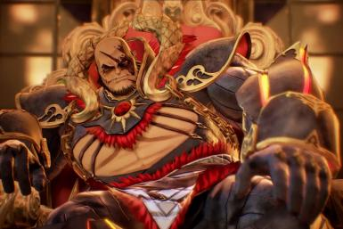 Balseph is the first major boss players get to face in Tales of Arise