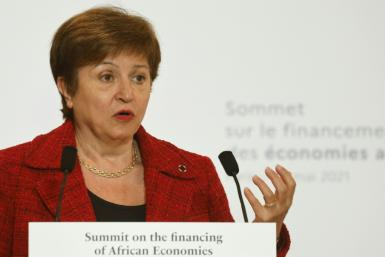IMF Managing Director Kristalina Georgieva has faced scrutiny over an investigation saying she pressured officials at the World Bank to modify data in China's favor while a senior official at the institution