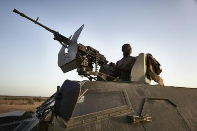 As some countries draw down their forces in Mali, the government is looking elsewhere to shore up its fight against jihadists