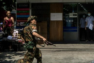 Myanmar has been in chaos since the military toppled Aung San Suu Kyi's government in February, triggering huge democracy protests that security forces have sought to quell in bloody crackdowns