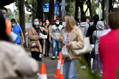 Vaccinated Sydney residents will finally emerge from a lengthy Covid lockdown by mid-October, officials have said