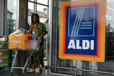 Aldi said a new £1.3-billion (1.5-billion-euro, $1.8-billion) investment will see it open 100 new branches over the next two years