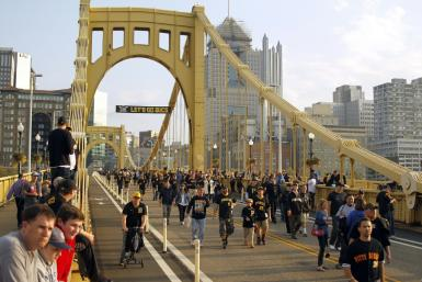 Pittsburgh, the once mighty heart of the US steel industry, will serve as the venue for the US-EU Trade and Technology Council meeting