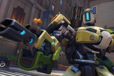 Bastion is getting a massive update to his kit for Overwatch 2