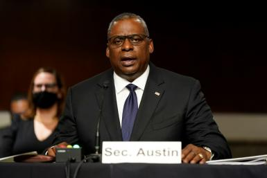 US Defense Secretary Lloyd Austin said the rapid collapse of the Afghan armed forces to the Taliban took the US by 'surprise'