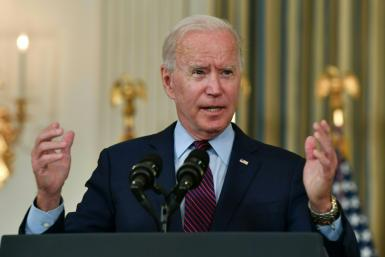 US President Joe Biden is trying to get the two wings of his fellow Democrats to meet in the middle on an ambitious social spending package