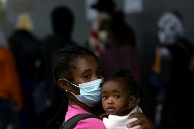 Mexico has suggested that it could grant refugee status to13,255 Haitians