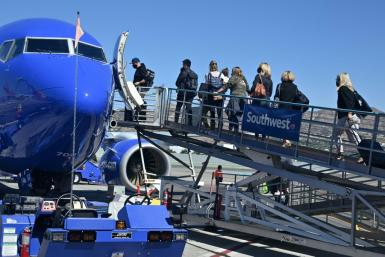 Southwest Airlines saw thousands of cancelations due to weather, logistics snarls and short-staffing