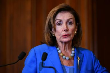 Democratic House Speaker Nancy Pelosi is hoping for Republican votes to raise the debt ceiling