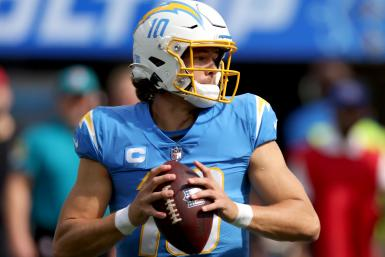 Justin Herbert Los Angeles Chargers