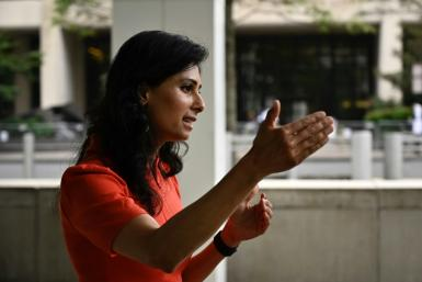 In an interview with AFP, IMF Chief Economist Gita Gopinath said she does not expect high oil prices to lead to a 1970s-style economic crisis