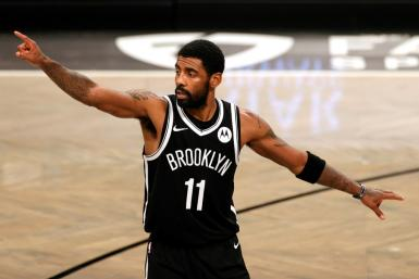 Brooklyn Nets star Kyrie Irving says that in declining a coronavirus vaccine he is 'doing what's best for me'