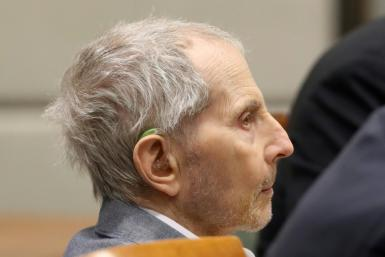 Robert Durst was convicted of killing his best friend to keep her from talking to police about the disappearance of his wife 20 years earlier