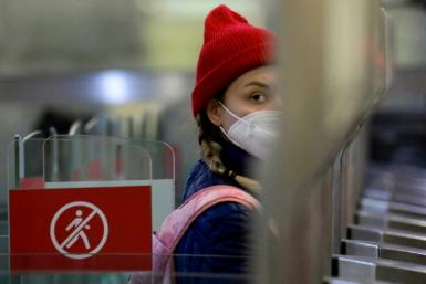 Authorities expect the facial recognition payment system to speed up traffic in Moscow's sprawling metro network