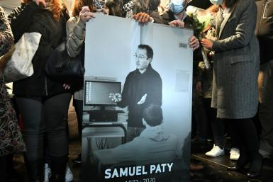 France is holding a host of events to honour Samuel Paty