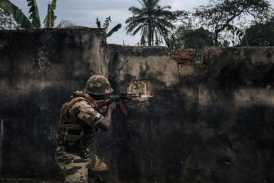 The Central African Republic was plunged into a bloody civil war after a coup in 2013 and the violence has continued since