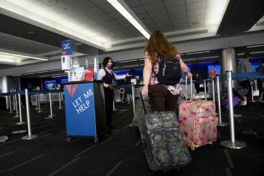The United States will allow travellers who are fully vaccinated against Covid-19 to enter by land or air starting November 8