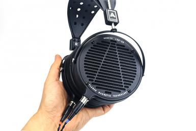 Hands-on with the Audeze LCD-2C