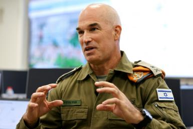 """In the May, 2021 conflict with armed groups in Gaza, cities like Tel Aviv and Ashdod experienced the """"highest number of fire towards them in the history of Israel"""", said Uri Gordin, chief of the army's Home Front Command"""