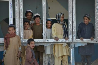 Afghanistan has not had a countrywide polio immunisation campaign in over three years