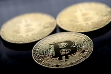 Bitcoin is back above $62,000 and homing in on its record high