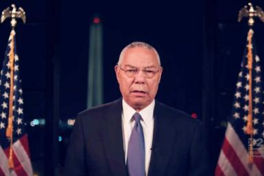 Former secretary of state Colin Powell was the son of Jamaican immigrants who became a US war hero