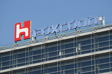 Foxconn is the world's largest contract electronics maker