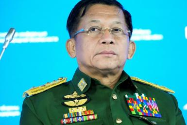 Myanmar's junta chief Min Aung Hlaing has announced the release of over 5000 political prisoners