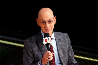 NBA Commissioner Adam Silver says around 96 percent of players have been vaccinated against Covid-19