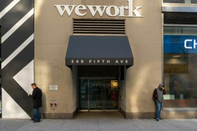 WeWork is headed back to Wall Street after its 2019 fiasco