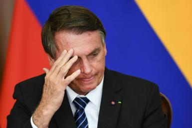 Brazilian President Jair Bolsonaro is being accused of 'murder' by a senate committee for his mishandling of the Covid-19 pandemic