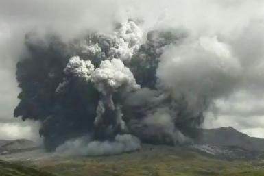 Japan is one of the world's most volcanically active countries