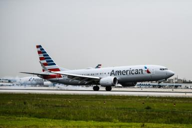 American Airlines was profitable in July, but said it suffered losses in August and September due to the Delta variant of Covid-19