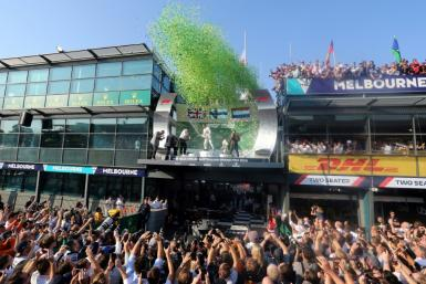 Melbourne has hosted the Australian Grand Prix since 1996