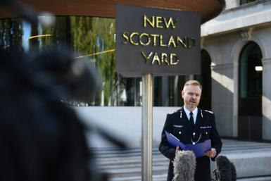 Met Police assistant commissioner Matt Jukes said a review of security for MPs was under way
