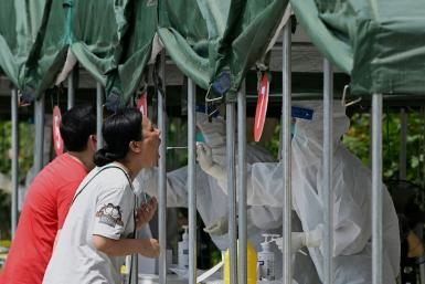 China has maintained a staunch zero-Covid strategy with strict border closures, lengthy quarantines and targeted lockdowns