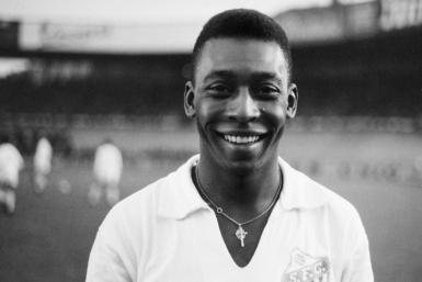 Pele starred for Santos and the club is celebrating his 81st birthday