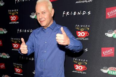 James Michael Tyler played coffee shop manager Gunther on 'Friends'
