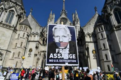 The US is appealing against a decision by a UK court not to extradite the WikiLeaks founder Julian Assange