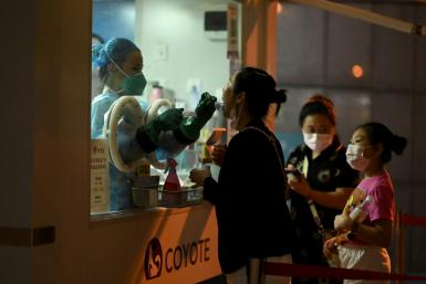 China is trying to stamp out a growing Covid-19 outbreak ahead of the Beijing Winter Olympics