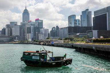 Hong Kong has been kept comparatively free of the coronavirus thanks to strict travel curbs and up to 21 days of mandatory hotel quarantine for all arrivals