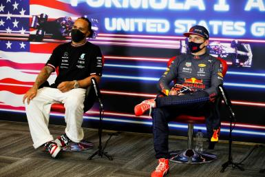 Lewis Hamilton believes Max Verstappen is likely to increase his 12-point lead in the next two F1 races