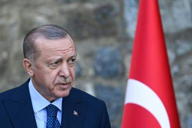 """Turkish President Recep Tayyip Erdogan declared 10 Western envoys """"persona non grata"""" for their joint statement in support of jailed civil society leader, Osman Kavala"""